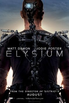 Click to View Extra Large Poster Image for Elysium