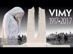 Lest we forget the brave Canadians who sacrificed their lives in the Battle of Vimy Ridge 100 years ago. O Canada, Lest We Forget, Monuments, Brave, Battle, Places To Visit, Military, War, Memories