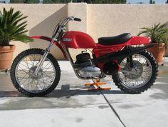 1971 Rickman Montesa 250