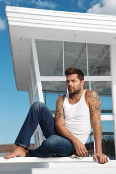 EXCLUSIVE:+4+Ricky+Martin+Photos+You+Wont+See+Anywhere+Else!
