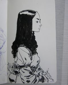 Daily Sketches Week 37 by Even Amundsen on ArtStation.