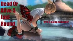 Dead Or Alive 5 Last Round Gameplay (hellomike vs the hot chicks...and s...