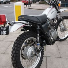 1972 Honda XL250 Motosport Very Early Classic Vintage Rare Collectors Condition