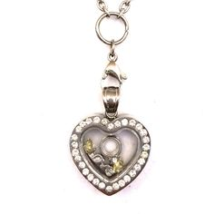 P2 Dream Lockets - The Engagement Mini Heart, $29.99 (http://www.p2dreamlockets.com/the-engagement-mini-heart/)