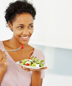 """Source: AACDAs the saying goes, """"you are what you eat."""" But when it comes to healthy teeth, """"you are what you chew."""" According to the American Academy of Cosmetic Dentistry (AACD) certain foods naturally cleanse, brighten, and defend against bacteria..."""