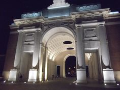 Ieper Belgium ..for the fallen
