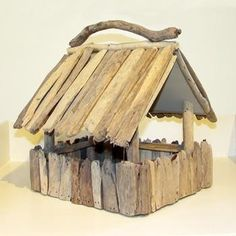 I have driftwood...