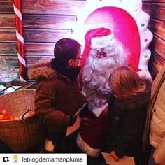 Au cas où vous ne l'auriez pas remarqué, c'est bientôt Noël ;). Comme @leblogdemamanplume faites la rencontre du Père Noël avec vos loulous : un moment magique, des étoiles plein les yeux et peut-être un peu d'appréhension chez les plus petits. ! On n'oublie pas les lettres et l'appareil photo pour immortaliser cet événement ! #saintquentin #stquentin #villagedenoel #marchedenoel #noelhdf #visitsaintquentin #jaimesaintquentin #stq #aisne #jaimelaisne #picardie #espritdepicardie…