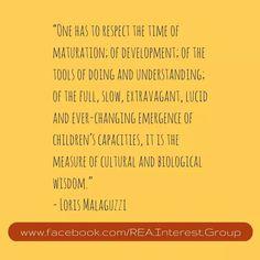 Loris Malaguzzi quote