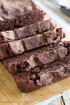 Chocolate Cinnamon Bread - Taste and Tell