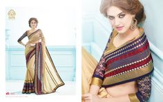 Excellent Beige Embroidered Saree. Rekindle the party spirit with this Georgette Silk with beautiful designed Saree. This saree will keep you comfortable all day long. This saree is quite comfortable to wear and easy to drape as well. This saree comes with matching unstitch Blouse.  #addsharesale, #saree, #sarees, #fancysaree, #partywear, #wholesalesuppliers, #wholesalesaler, #onlinesaree Any Query:  Call Us: +91-834-772-7772 Visit Our Site : http://www.addsharesale.com/
