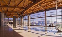 Portland Jetport   Gensler