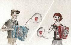 accordion romance (farahamade)