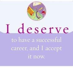A Successful Career