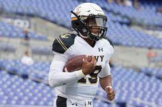 Navy Football football uniforms (USA TODAY Sports)