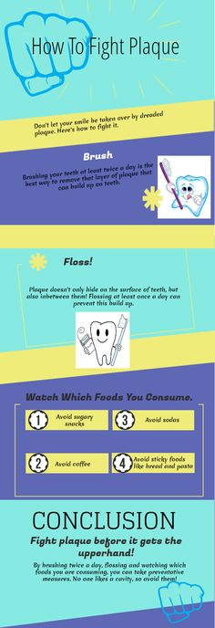 Keep your teeth and gums healthy. For other tips visit www.wedental.ca