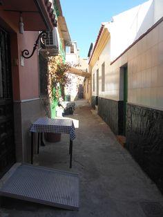 Barriada de pescadores. Málaga