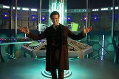 Doctor Who: thoughts on the new TARDIS interior | Den of Geek