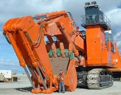 First 3600 backhoe Excavator safety training www. Heavy Construction Equipment, Construction Machines, Heavy Equipment, Monster Track, General Engineering, Caterpillar Excavators, Used Excavators, Earth Moving Equipment, Excavator For Sale