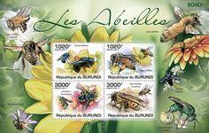 La Familia de la Apicultura - The Beekeeping of Family: HERMOSOS SELLOS POSTALES…