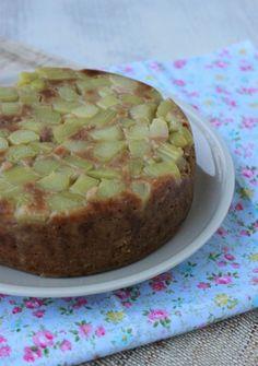Gâteau à la rhubarbe, cuit à la vapeur (Micro Vap' de Tupperware) - La cuisine d'Anna et Olivia