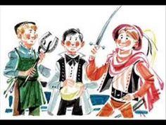 Grimm testvérek: A három testvér (hangoskönyv) Grimm, Ronald Mcdonald, Fictional Characters, Art, Art Background, Kunst, Performing Arts, Fantasy Characters, Art Education Resources