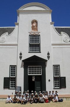 Blouberg Prep Grade at Groot Constantia. Independent School, Christian Families, Family Values, Primary School, Mansions, Education, House Styles, Building, Upper Elementary