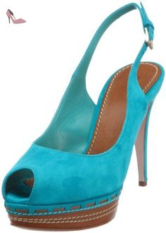 Sebastian S5230 CATU+VACU, Sandales femme - Noir black, 35 EU - Chaussures sebastian (*Partner-Link)