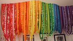My Favorite DIY Garlands & Decorations. A whole post of fabric and paper, etc. garlands