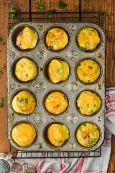These Ham and Cheese Egg Muffins are such an easy delicious breakfasts on the go. Made with simple ingredients, and easy to freeze, your family will love these muffin tin eggs. Need another great breakfast egg muffin recipe? Breakfast On The Go, Breakfast Dishes, Eat Breakfast, Breakfast Ideas, Breakfast Sandwiches, Breakfast Muffins, Breakfast Casserole, Delicious Breakfast Recipes, Brunch Recipes