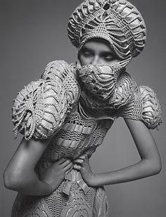 Ravelry: bortove's Exotic Turban and Knit Armor