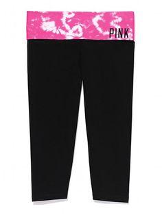 PINK Yoga Crop Legging #VictoriasSecret http://www.victoriassecret.com/pink/yoga-pants/yoga-crop-legging-pink?ProductID=81296=OLS?cm_mmc=pinterest-_-product-_-x-_-x