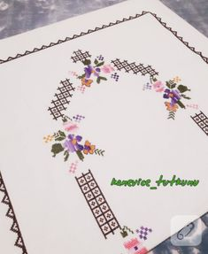 The ethaminic dowry prayer rug is an elegant and stylish model. with the same cross-stitch- etamin çeyizlik seccade zarif ve şık bir model. aynı kanaviçe işlemesi ile The ethaminic dowry prayer rug is an elegant and stylish model. Coffee Table Cover, Table Covers, Viking Tattoo Design, Viking Tattoos, English Paper Piecing, Free To Use Images, Prayer Rug, Sunflower Tattoo Design, Moda Emo