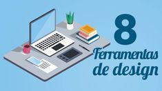 8 Ferramentas de Design Para Turbinar seus Materiais! Adobe Illustrator, Photoshop, Illustration, Printed Materials, Information Technology, Adobe Illistrator, Illustrations