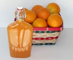 Orangecello Orange Liqueur