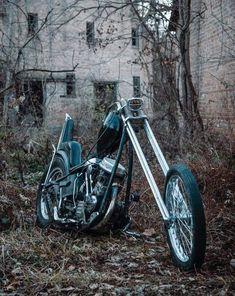 Harley Davidson News – Harley Davidson Bike Pics Harley Davidson Panhead, Classic Harley Davidson, Harley Davidson Chopper, Chopper Motorcycle, Motorcycle Style, Motorcycle Rides, Motorcycle Design, Vintage Bikes, Vintage Motorcycles