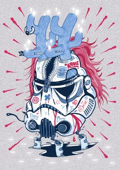 Stormtrooper Star wars by Gunndboy