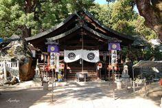艮神社、尾道