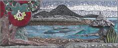 Mosaic NZ art