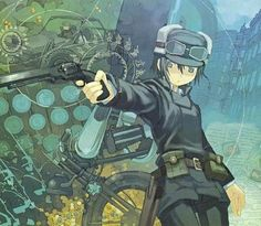 l'odyssée de kino (kino no tabi the beautiful world)