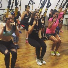 Pin for Later: The Best TRX Exercises For Weight Loss