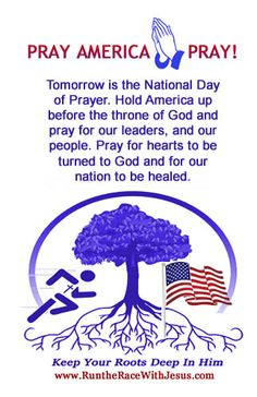 Pray American...Pray  National Day of Prayer