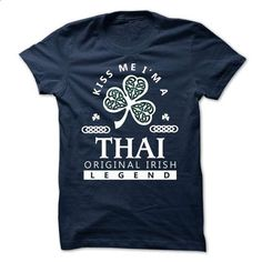 THAI - KISS ME I\M Team - #shirt pattern #tee pee. SIMILAR ITEMS => https://www.sunfrog.com/Valentines/-THAI--KISS-ME-IM-Team.html?68278