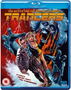 Trancers (88 FIlms Blu ray) Review