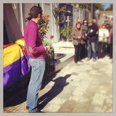 Acto del Primero de Mayo #Gandia #aporlatercera  http://www.josemanuelprieto.es