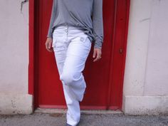 Click on the pic to see details of Ana's casual outfit