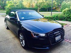 #Audi #A5 #Convertible #Cabriolet