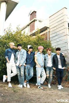 VIXX confirmed for a comeback on November 10th with a full album | allkpop.com