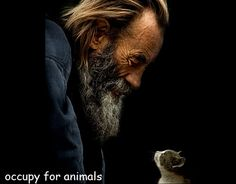 Compassion for animals is ultimately tied to goodness.