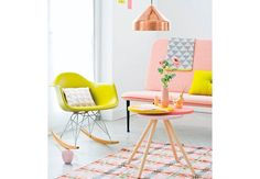 Inspiração do dia: candy shop #interiores #eames #decor
